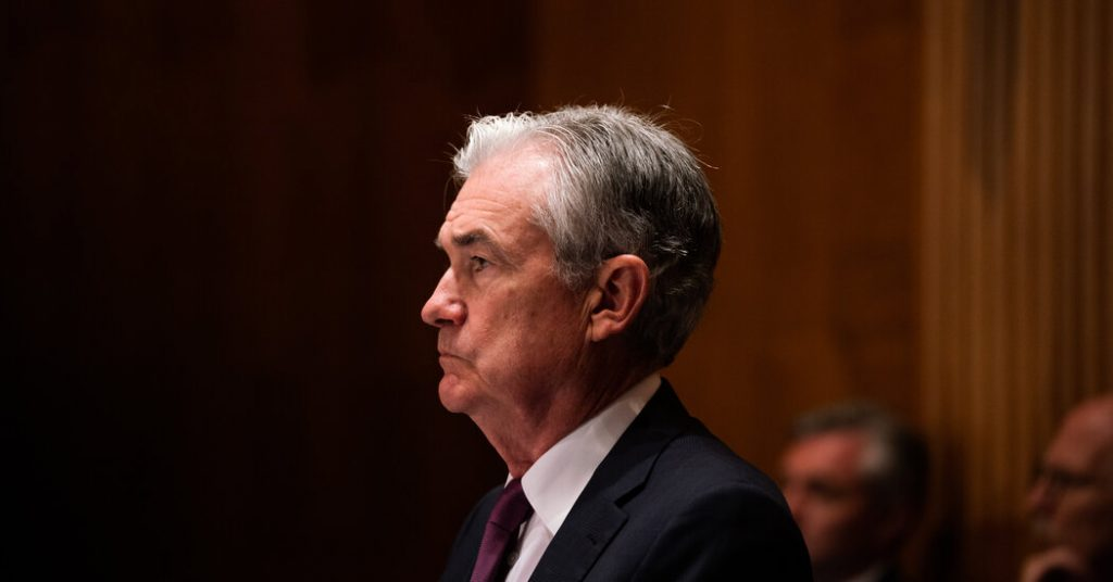 Federal Reserve Signals a Shift Away From Pandemic Support