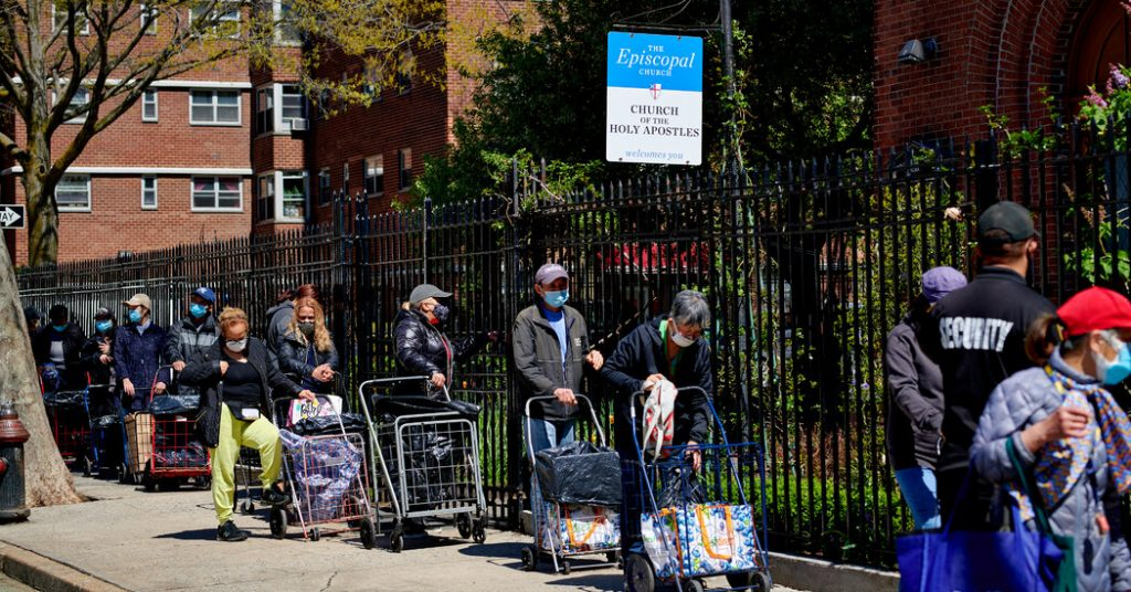 Poverty in U.S. Declined Thanks to Government Aid, Census Report Shows
