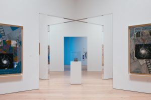 Review: 'Jasper Johns: Mind/Mirror' Divides and Conquers