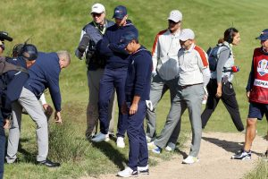 Tensions Flare in Ryder Cup as the U.S. Team Takes a Commanding Lead