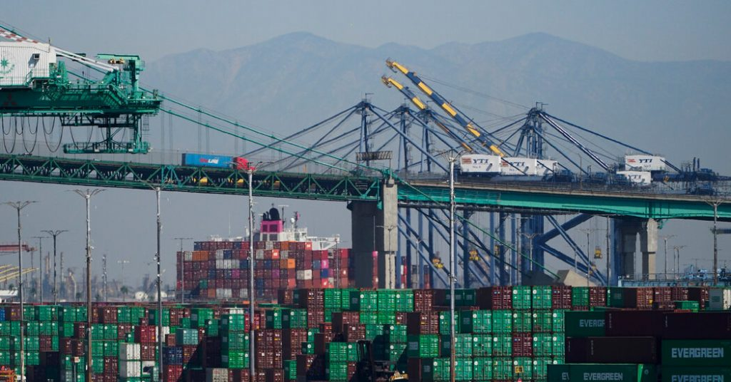 Biden to Announce Expansion of Port of Los Angeles's Hours