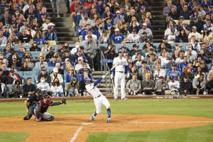 NLCS: Chris Taylor's Three-Homer Day Keeps Dodgers Alive