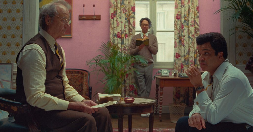 'The French Dispatch' Review: Remember Magazines?