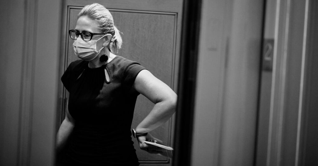 What's Wrong With Kyrsten Sinema?